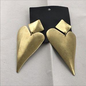 Free People Golden Lovr Earrings